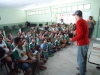 2013 Hortas Escolares Usando Plantas Medicinais