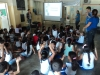2013 Palestas de higiene e alimentação e saúde ambiental