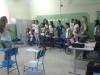 Aula sobre higiene pessoal - Escola Municipal Mãe Vitória - 03.11.14 - Petrolina-PE