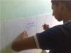 Atividade de adesivagem - Escola Lomanto Júnior - Juazeiro-BA - 02.06.15