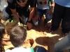 Atividade de arborização - Escola Professora Laurita Coelho - Petrolina-PE - 24.04.15