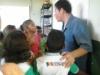 Alunos da Escola Ricardina Ferreira, localizada no Projeto N11, em Petrolina-PE, fazem paródia e redação sobre a Importância do Meio Ambiente e da Alimentação Saudável - (06, 13 e 17 de setembro de 2013)