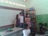 Atividade de ambientalização - Escola Municipal Professora Zélia Matias - Petrolina