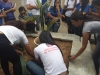 Atividade de arborização - Escola Artur Oliveira - Juazeiro-BA -21.05.15