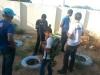Atividade de arborização - Colégio Estadual Rui Barbosa- 07.11.14 - Juazeiro-BA