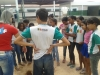 Atividade de arborização - Escola Municipal Professor Walter Gil - 12.11.14 - Petrolina-PE