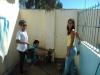 Atividade de manutenção e recuperação de mudas - Colégio Estadual Rui Barbosa - Juazeiro-BA - 03.06.15