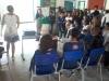 Palestra sobre Horta e Compostagem na Escola Estadual Cecílio Mattos - Juazeiro-BA - 29.04.2014