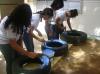 Atividade de Horta na Escola Estadual Misael Aguilar - Juazeiro-BA - 16.05.2014