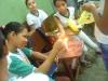 Atividade de Horta na Escola Zélia Matias - Petrolina-PE - 20.05.2014