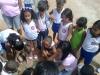 Atividade de Arborização na Escola Centro Social Urbano, Juazeiro-BA - 20.11.13