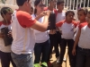 Atividade de Arborização na Escola Dinorah Albernaz, Juazeiro-BA - 01.11.13
