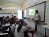 Atividade de Arborização na Escola Prof. Simão Amorim Durando - Petrolina-PE - 13.05.2014