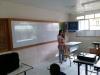 Atividade de Arborização na Escola Misael Aguilar - Juazeiro-BA - 11.06.2014