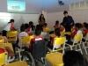 Palestra sobre Coleta Seletiva na Escola Carmem Costa - Juazeiro - BA - 23 e 30 de agosto de 2013