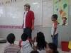 Atividade Recreativa realizada na Escola Maria Franca Pires, Juazeiro-BA - 23.10.13