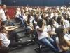 Palestra de ambientalização - Escola Modelo - Juazeiro-BA - 19.03.15