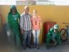 Entrega dos tambores coloridos para Coleta Seletiva na Escola Professor Simão Amorim Durando - Petrolina-PE - 04.06.2014