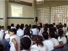 Atividade sobre alimentação saudável - Escola Antônio Cassimiro - Petrolina-PE - 29.05.15