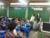Atividade sobre saúde ambiental - CAIC Nossa Senhora Rainha dos Anjos - Petrolina-PE - 28.05.15