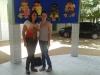 Palestra sobre a Ambientalização na Escola Miguel Arraes, Petrolina-PE - 04.11.13
