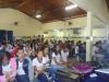 Palestra sobre alimentação saudável - Escola Pe. Luiz Cassiano