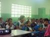 Palestra sobre higiene ambiental - Escola Mãe Vitória