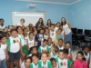 Palestra sobre higiene pessoal - Escola 21 de Setembro