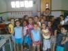 Atividade de ambientalização e  exibição de vídeos sobre preservação do meio ambiente - EMEI Amélia Duarte - Juazeiro