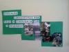 Mural da Escola Ludjero da Costa dedicado ao PEV e as atividades de Educação Ambiental - Juazeiro-BA - 03.04.2014