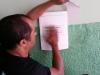 Atividade de Adesivagem na Escola Mãe Vitória - Petrolina-PE - 04.04.2014