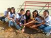 Atividade de Arborização na Escola NM6 - Petrolina-PE