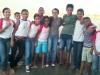 Palestra sobre coleta seletiva - Escola Municipal Ludgero de Souza Costa - Juazeiro-BA - 27.03.15