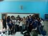 Atividade de coleta seletiva - Colégio Estadual Rui Barbosa - Juazeiro-BA - 21.05.15