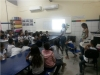 Palestra sobre compostagem - Escola Antônio Cassimiro - Petrolina-PE - 06.06.15