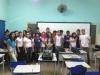 Palestra sobre compostagem - Escola Lomanto Júnior - Juazeiro-BA - 11.05.15