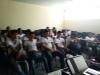 Palestra sobre a escassez da água doce - Escola Moysés Barbosa - Petrolina-PE - 09.08.15