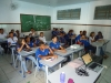 Palestra sobre agrotóxicos e o uso de EPIs - Escola Cecílio Mattos - Juazeiro