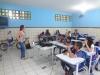 Palestra de Arborizacao no Colegio Estadual Rui Barbosa - Juazeiro-BA - 28.07