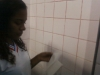 Atividade de adesivagem - Escola Estadual Artur Oliveira da Silva - Juazeiro-BA - 04.05.15