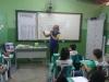 Escolas recebem adesivos de sensibilização do PEV