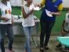 Atividade de adesivagem - Escola Municipal 21 de Setembro - Petrolina-PE - 04.05.15