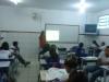 Palestra sobre coleta seletiva - Colégio Estadual Cecílio Mattos - Juazeiro