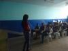 Palestra sobre coleta seletiva - Colégio Estadual Lomanto Júnior - Juazeiro