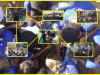 PEV mobiliza cerca de 400 pessoas em escolas da região