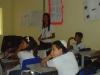 Mobilização de coleta seletiva - Escola Pe. Luiz Cassiano