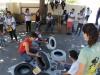 Hortas e reciclagem do PEV movimentam escolas