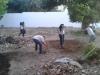 Criação de horta - Escola Pe. Luiz Cassiano - Petrolina