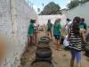 Construção de Hortas na Escola Jacob Ferreira, Petrolina-PE - 02.10.13