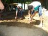 Construção de Hortas na Escola Caic Nossa Senhora Rainha dos Anjos, Petrolina-PE - 16 e 25.10.13